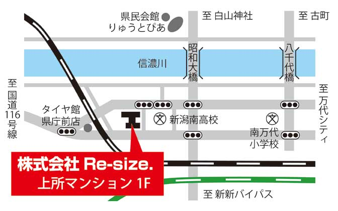 Re-size.マップ